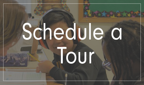 Schedule a Tour or a Shadow Day