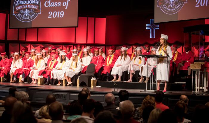 Red Lion Christian Academy Upper School